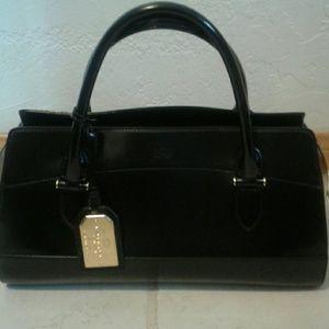 Lauren by Ralph Lauren satchel handbag