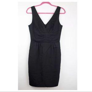 Trina Turk Dresses & Skirts - Trina Turk Lined Black Sheath Dress