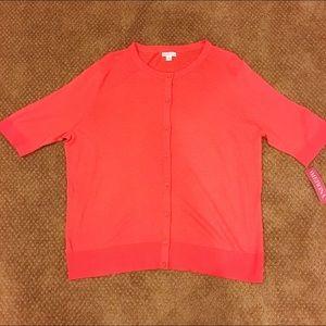 Merona Sweaters - 🆕Merona Red Sweater