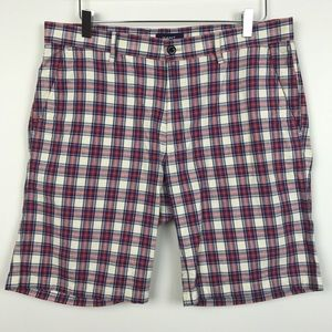 Gant Other - [GANT] Men's Plaid Shorts Nautical Preppy Red Blue