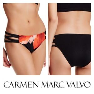 Carmen Marc Valvo Other - Carmen Marc Valvo 'Poppy' Bikini Bottom