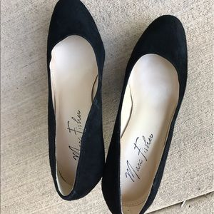 Marc Fisher Shoes - Mark fisher suede pumps Sz 7