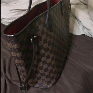 Louis Vuitton Handbags - Louis Vuitton never full mm