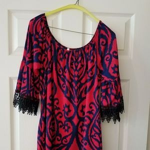 Pinkblush Tops - Pink blush dress szxl like new
