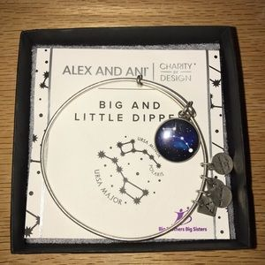 Alex & Ani Jewelry - Alex & Ani Little Dipper Silver Bracelet
