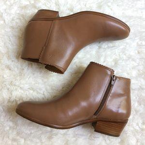 Jack Rogers Shoes - NWT [Jack Rogers] Cognac Bailee Boots - 8