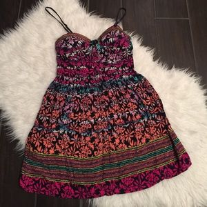 Band of Gypsies Dresses & Skirts - Band of gypsies colorful dress. Band of gypsies