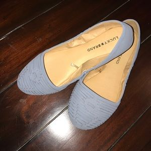 Shoes - Lucky Brand flats