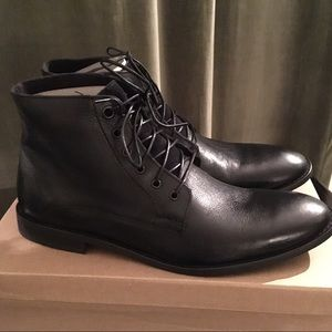 Urban Outfitters Other - NWT Urban Outfitter Distressed Laceup Leather boot