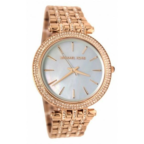 ac99a89176b7 100% Brand new Michael Kors women watch MK3220