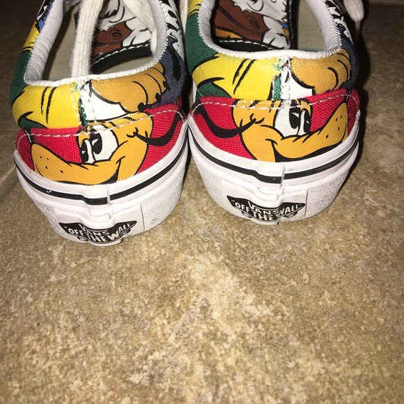 Vans Toddler Mickey Mouse Shoes