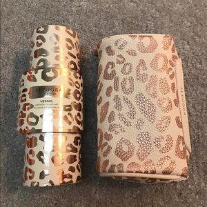 Sephora Brush and Bag Set