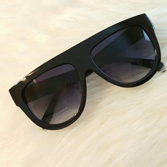 1d58bb1ad19 Celine Flat Top Sunglasses