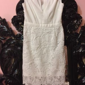 Bossy's Boutique Dresses & Skirts - Beautiful Lace Inspired Dress