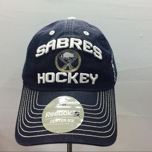 04f44b259d3df Buffalo Sabres dad style hat by Reebok.