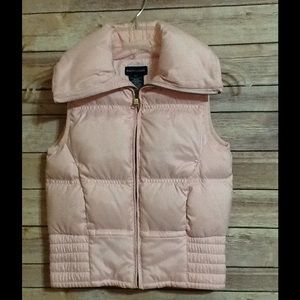 Ralph Lauren Other - Ralph Lauren Girls 6X Pink Puffer Vest