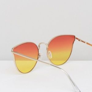 Quay Australia Accessories - Quay Australia All My Love Tinted Lens Sunglasses