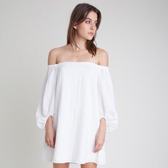 Dresses & Skirts - DRA 'Lowell' Dress in white