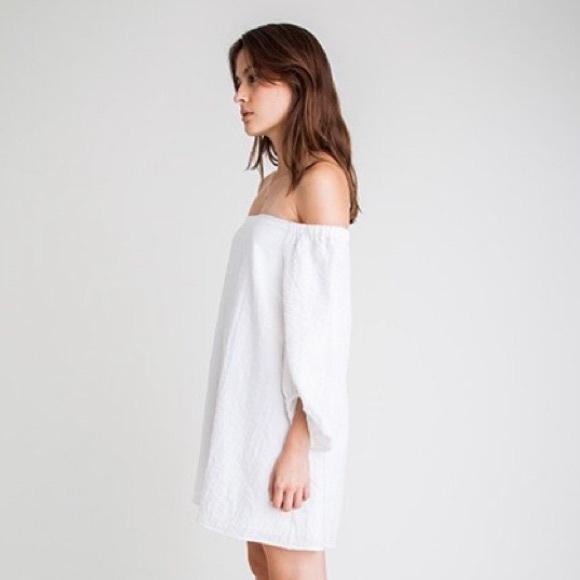 Dresses - DRA 'Lowell' Dress in white