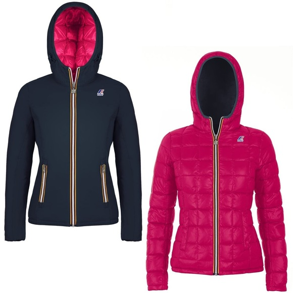 71 Off K Way Jackets Amp Blazers K Way Jacket Size Xs Or