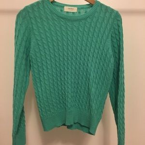 Tops - Brand new basic Teal (Tiffany blue) knitwear