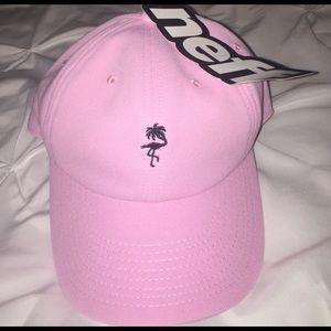 Neff Other - New Neff Pink Baseball Cap
