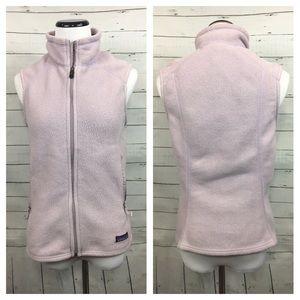 Patagonia Jackets & Blazers - Patagonia synchilla lilac purple fleece vest