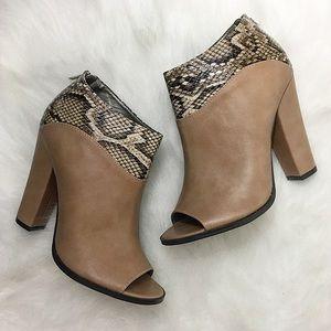 Michael Antonio Shoes - NWOT*Michael Antonio High Heeled Booties, Size 8.5