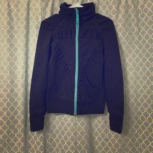 Ivivva Jackets & Blazers - Sparkly ivviva jacket sz 10