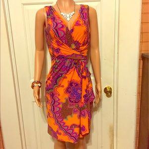 💜HOST PICK💜 Ralph Lauren Bright Sleeveless Dress