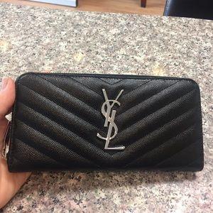 Saint Laurent wallet