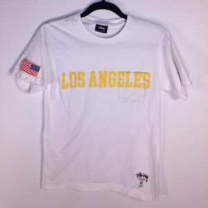 Stussy Other - Stussy Los Angeles Tee Shirt - Sz S, Men's