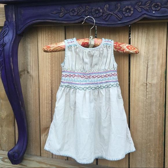off GAP Other Gap baby girl dress sz 18 24 months