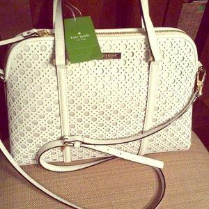 kate spade Handbags - BRAND NEW Kate spade Rachelle satchel