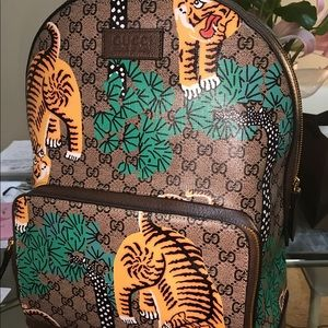 Gucci Other - Gucci Bengal GG Supreme backpack