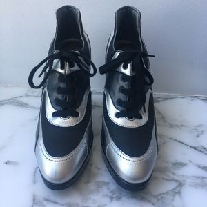 Hogan Shoes - Hogan Sneaker Lace Up Pump
