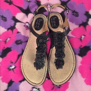 Born Shoes - Born Strappy Sandals