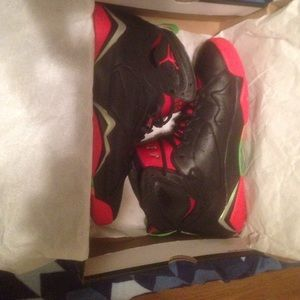 "Jordan Other - Jordan 7 ""Marvin the Martian """