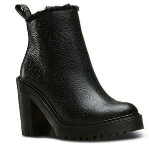 Dr. Martens Shoes - NWOB Dr. Martens Magdalena Fur Lined Boots