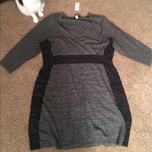 Lane Bryant Dresses & Skirts - Lane Bryant sweater dress
