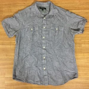 Banana Republic Other - Men's banana republic linen button up. Size medium