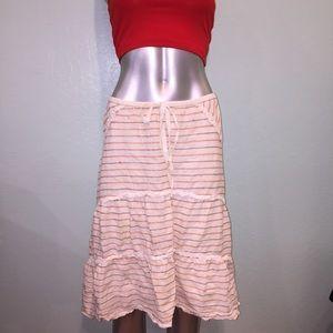 Max Studio boho skirt