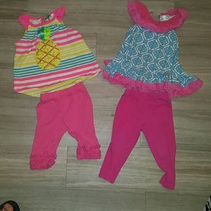 Rare Editions Other - Girls 2t bundle of 2 outfits