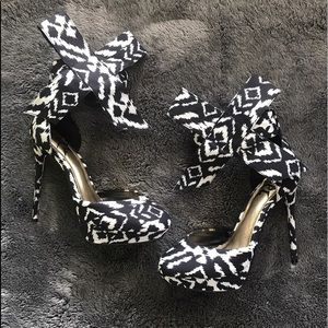 LFL Shoes - LFL Bow Heels