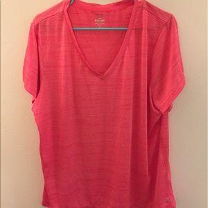 Spalding Tops - Spalding workout tshirt plus size