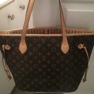Louis Vuitton Handbags - Louis Vuitton neverfull