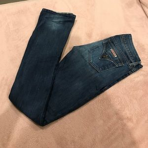 Medium wash boot cut Hudson Jeans
