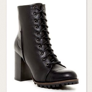 Report Shoes - Report lace-up boots
