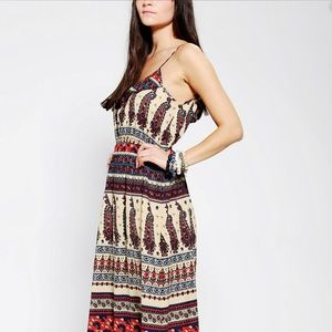 Band of Gypsies Dresses & Skirts - Band of Gypsies Bohemian Maxi dress from UO