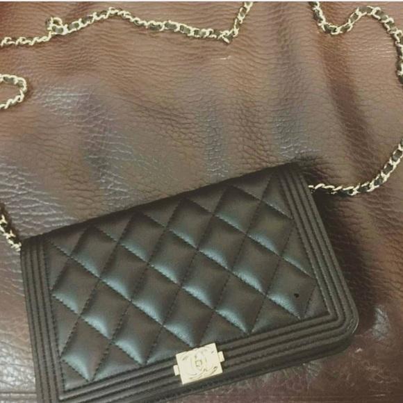 17b45ae68b3d CHANEL Bags | Sold Nwt Boy Woc Crossbody | Poshmark